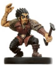 Dungeons & Dragons (D&D) Miniatures (Blood War) - Wizards - Gnome Trickster