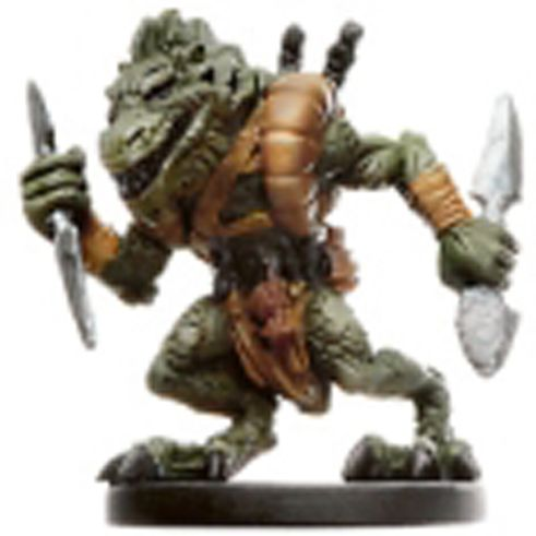 Dungeons & Dragons (D&D) Miniatures (Blood War) - Wizards - Greenspawn Sneak