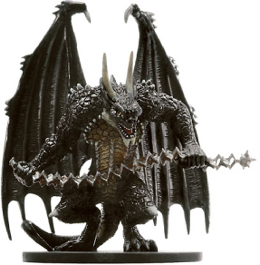 Dungeons & Dragons (D&D) Miniatures (Blood War) - Wizards - Horned Devil
