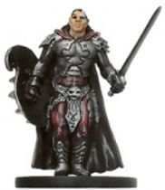 Dungeons & Dragons (D&D) Miniatures (Blood War) - Wizards - Karsite Fighter
