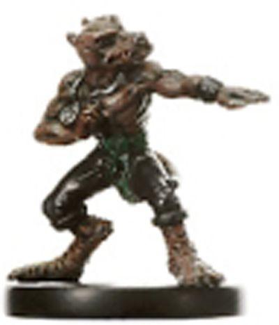 Dungeons & Dragons (D&D) Miniatures (Blood War) - Wizards - Kobold Monk