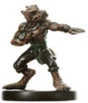 Dungeons & Dragons (D&D) Miniatures (Blood War) - Wizards - Kobold Monk