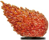 Dungeons & Dragons (D&D) Miniatures (Blood War) - Wizards - Living Flaming Sphere