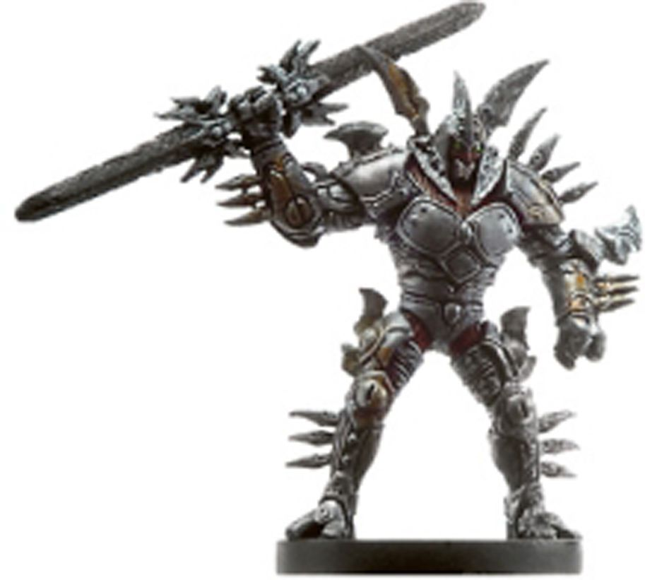 Dungeons & Dragons (D&D) Miniatures (Blood War) - Wizards - Lord of Blades