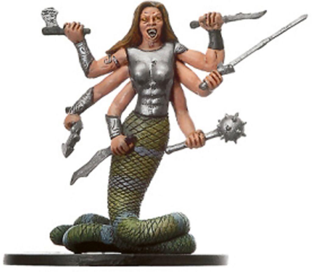 Dungeons & Dragons (D&D) Miniatures (Blood War) - Wizards - Marilith