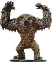 Dungeons & Dragons (D&D) Miniatures (Blood War) - Wizards - Owlbear Rager