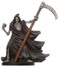 Dungeons & Dragons (D&D) Miniatures (Blood War) - Wizards - Skeletal Reaper