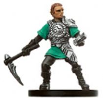 Dungeons & Dragons (D&D) Miniatures (Blood War) - Wizards - Soldier of Bytopia