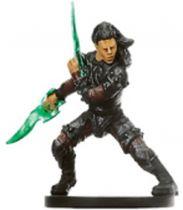 Dungeons & Dragons (D&D) Miniatures (Blood War) - Wizards - Soulknife Infiltrator