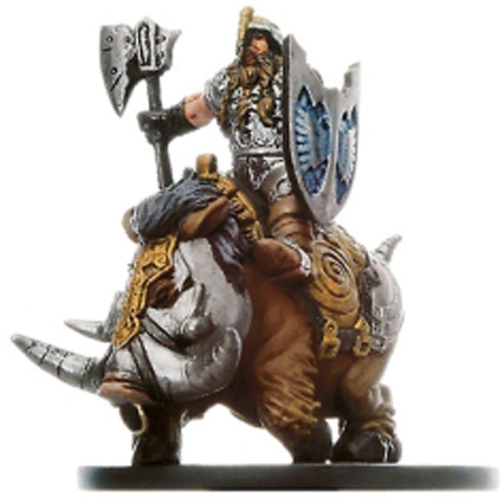 Dungeons & Dragons (D&D) Miniatures (Blood War) - Wizards - Thundertusk Cavalry