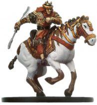 Dungeons & Dragons (D&D) Miniatures (Blood War) - Wizards - Valenar Nomad Charger