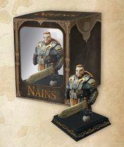 Dwarfs (Nains) - Resin Statue - Redwin de la Forge
