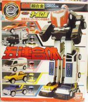 DX Turbo Robot (Bandai Japan)