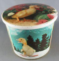 Dynamo Duck - Brochet Tin box - Dynamo Duck & the Flowers
