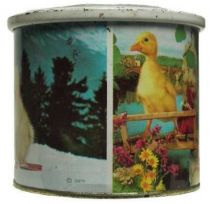 Dynamo Duck - Brochet Tin box