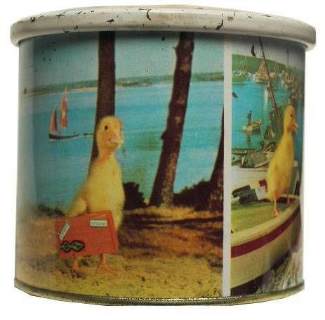 Dynamo Duck - Brochet Tin box