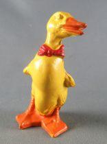 Dynamo Duck - Jim Figure - Red Tie