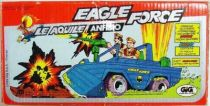 Eagle Force - Amphibious Carrier - Mego-GIG