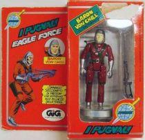 Eagle Force - Baron Von Chill - Mego-GIG