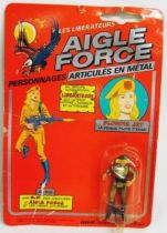 Eagle Force - Blondie Jet - Mego-Ideal