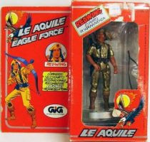 Eagle Force - Mego-GIG - Redwing