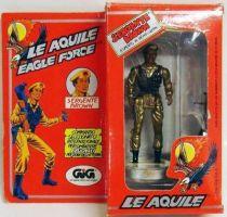 Eagle Force - Sgt. Brown - Mego-GIG