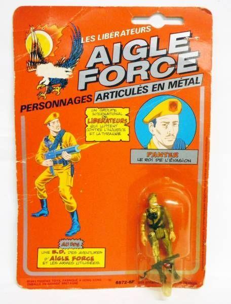 Eagle Force - Mego-Idéal - The Cat