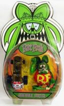 Ed \'\'Big Daddy\'\' Roth - Rat Fink Sidewalk Surfer (red)