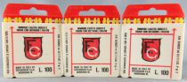 Edison Giocattoli 288 Super Bum Special Firecracker Caps 3 Boxes with 12 Strips x 8 Shots