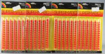 Edison Giocattoli 312 Amorces Supermatic 4 Blisters Neufs 6 x 13 coups