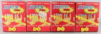 Edison Giocattoli 320 Super Bum Firecracker Caps 4 Boxes with 10 Strips x 8 Shots