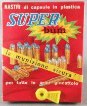 Edison Giocattoli 80 Amorces Super Bum 1 Boite Neuve 10 x 8 coups