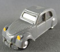 Eko Ho 1/86 Citroën 2cv Grise