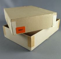 Elastolin - Middle age - Empty box for 1 Mounted with sword ref 8857