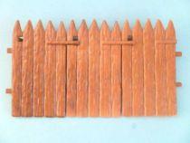 Elastolin - Moyen-âge - Accessoires - Palisssades x 5 (réf 9883)