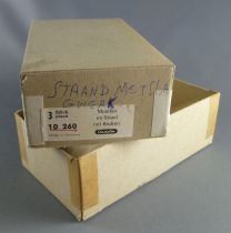 Elastolin - WW2 - Germans - Empty box for 3 Musicians Fanfare cymbals ref 10 260