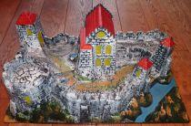 Elastolin (Type ) - Middle Age - Castle 68 x 39 x 29 cm