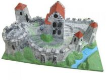 Elastolin 40mm (Type ) - Middle Age - Castle