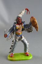 Elastolin Preiser - Karl May - Piéton Tangua (réf 7523)