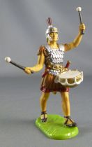 Elastolin Preiser - Romans - Footed marching drum (ref 8406)