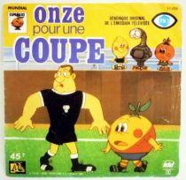 Eleven for a Goblet - Mini-LP Record - Original French TV series Soundtrack - Ades Records 1982