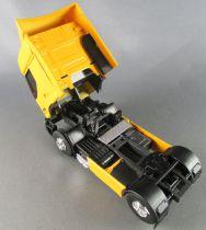 Eligor Lbs 112765 Camion Tracteur Renault Premium Dci Remorque Porte Engins Convoi Exceptionnel en Boite 1/43