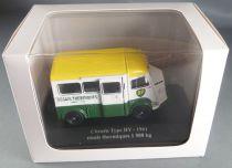 Eligor Type HY 1961 Citroën Essais Thermiques 1500 KG Mint in Box