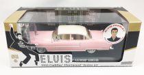 Elvis Presley - Greenlight Hollywood - 1955 Cadillac Fleetwood Series 60 avec Figurine (Diecast 1/24ème)