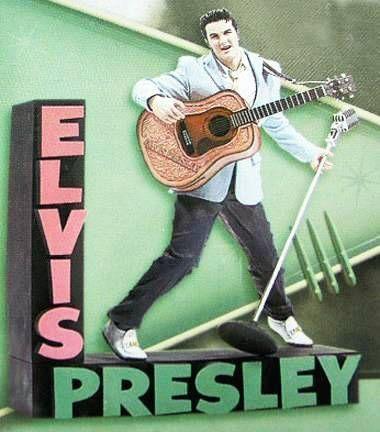 Elvis Presley - McFarlane - Elvis \'50s