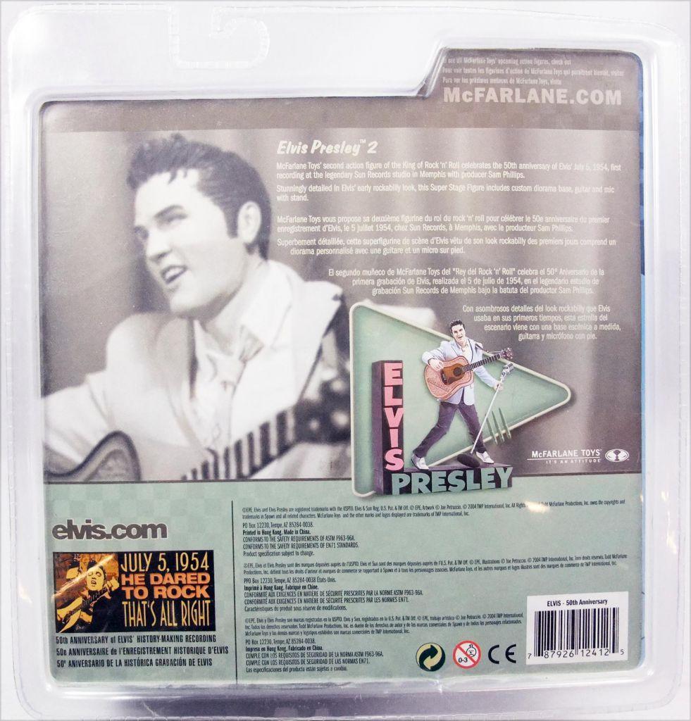 Elvis Presley - McFarlane - Elvis \'54 First Recording