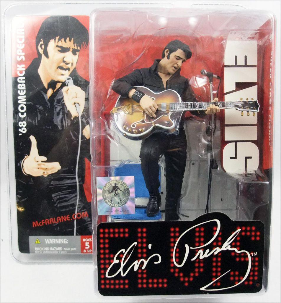 Elvis Presley - McFarlane - Elvis \'68 Comeback Special