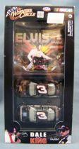 Elvis Presley - NASCAR Winner\'s Cicle 1-64ème Dale Earnhardt and the King - Motorsports Authentics 2009 01