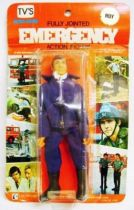 Emergency (TV series) - Roy - 8\'\' Action Figure - LJN 1973