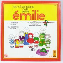 Emilie - Disque 45T - Les Chansond d\'Emilie - Disque Ades 1979